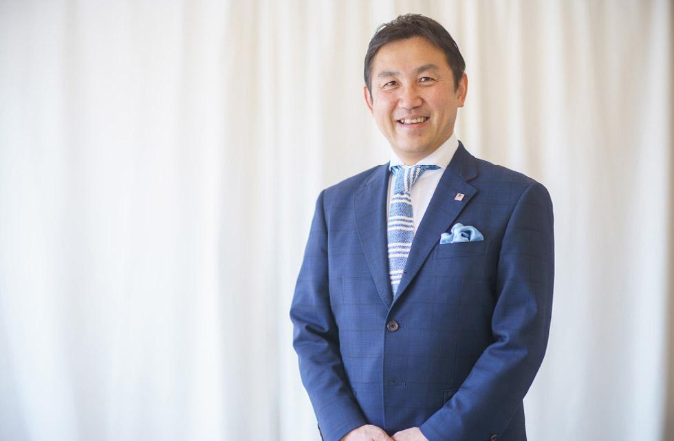 ザ・ホスピタリティチーム株式会社代表取締役船坂 光弘