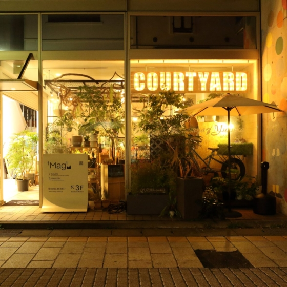 the COURTYARD by Mag
