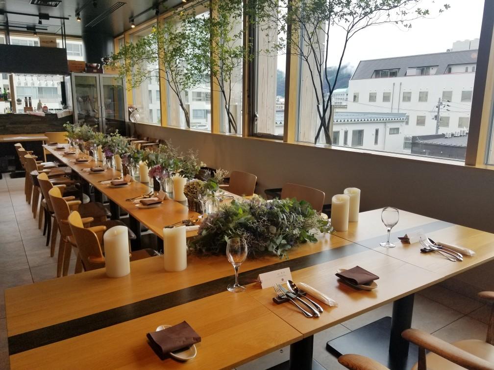 ロースト&グリルレストラン RESTRO RIN