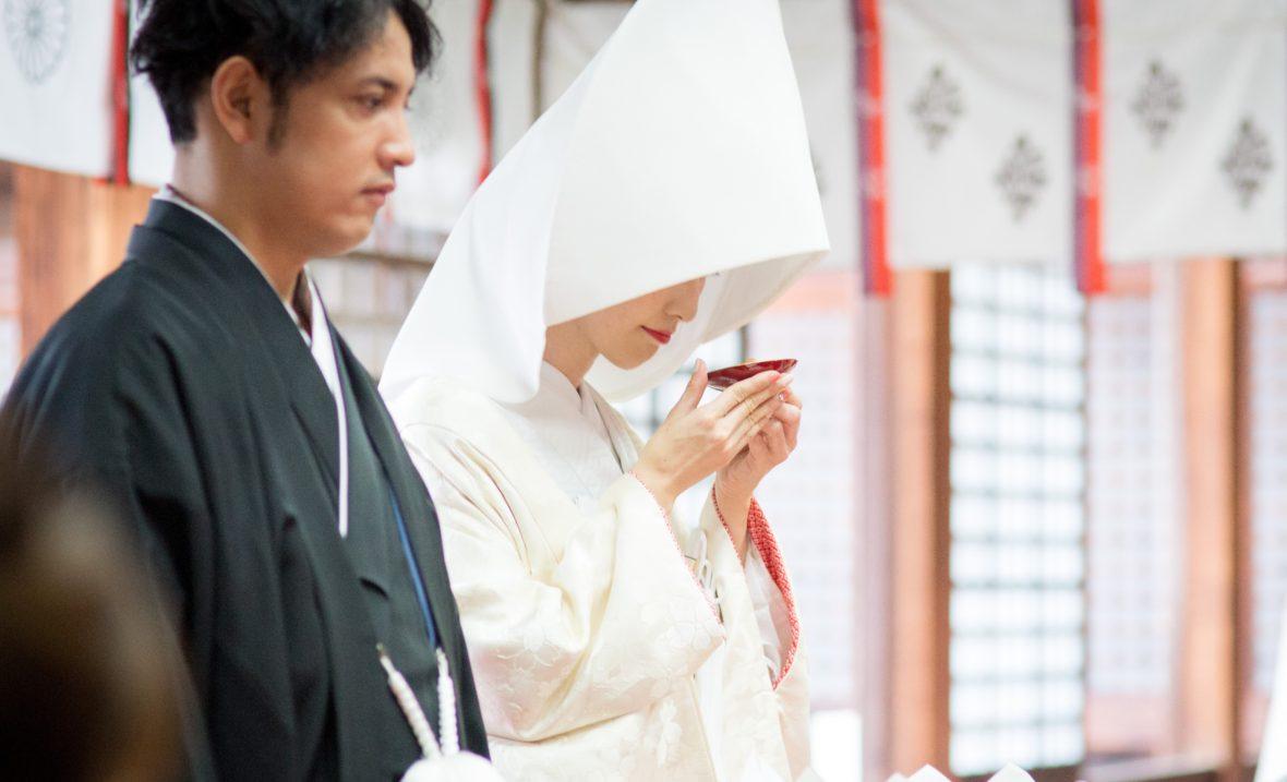 神社挙式&レストランparty