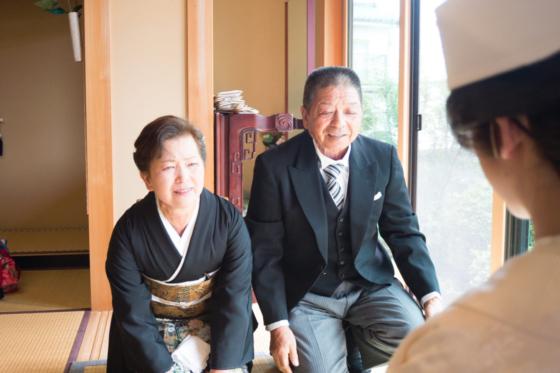 家族に喜んでもらえる結婚式のススメ