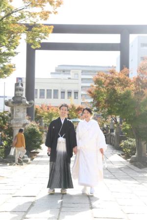 ロケフォト&神社挙式プラン登場!