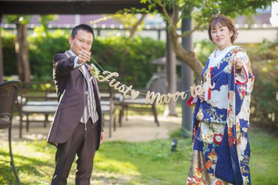 家族と思いっきり楽しむ結婚式!