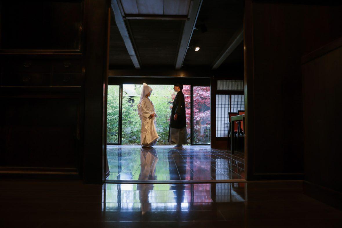 木曽福島ウェディングPart1-夫婦の始まりの場所で-