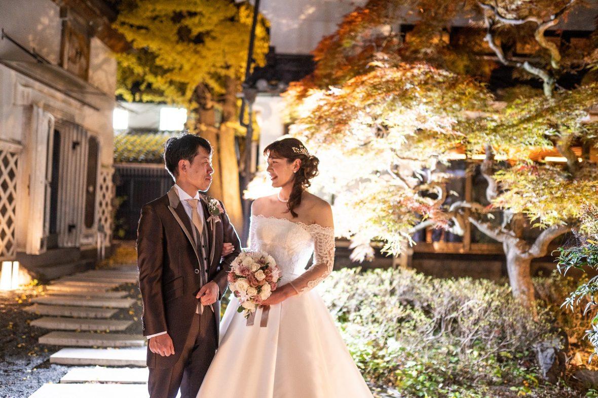 お顔ぶれに合わせた結婚式【ご親族様編】